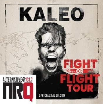 KALEO – Fight or Flight Tour
