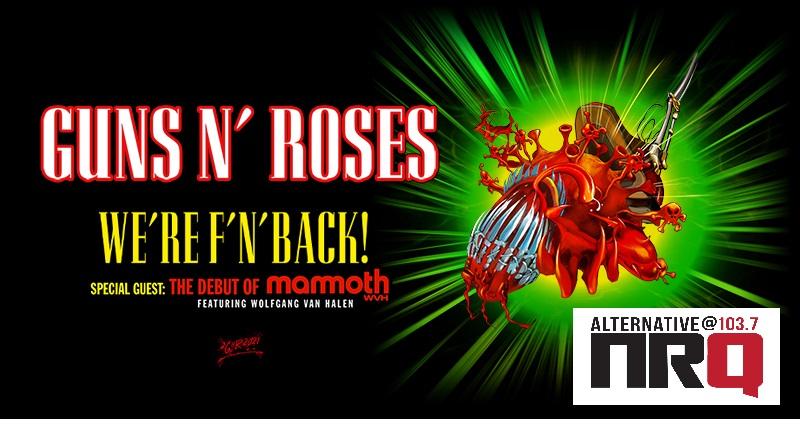 Guns N' Roses w/Mammoth WVH