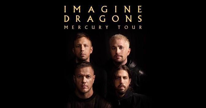 """Imagine Dragons """"Mercury Tour"""""""
