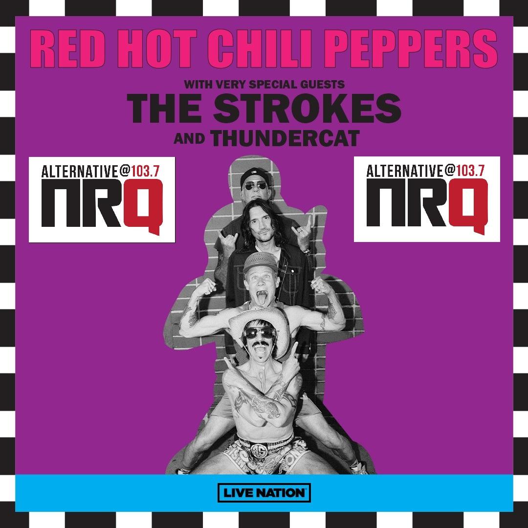 RHCP/The Strokes Web Contest!