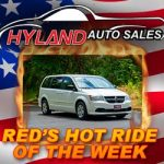 Red's Hot Ride of the Week – 6/29