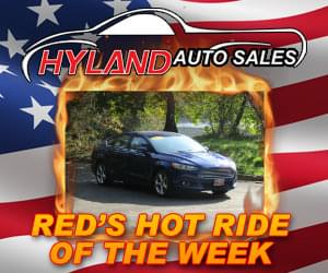 Red's Hot Ride of the Week – 10/12