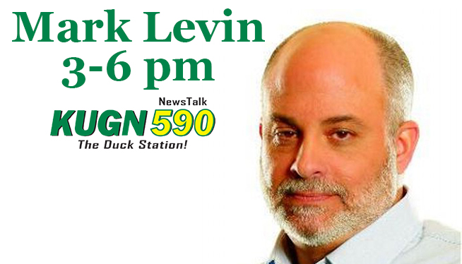 Mark Levin On KUGN