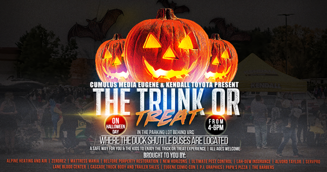3rd Annual Trunk-Or-Treat