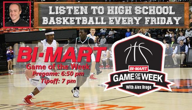 Listen To High School Basketball on KUGN!