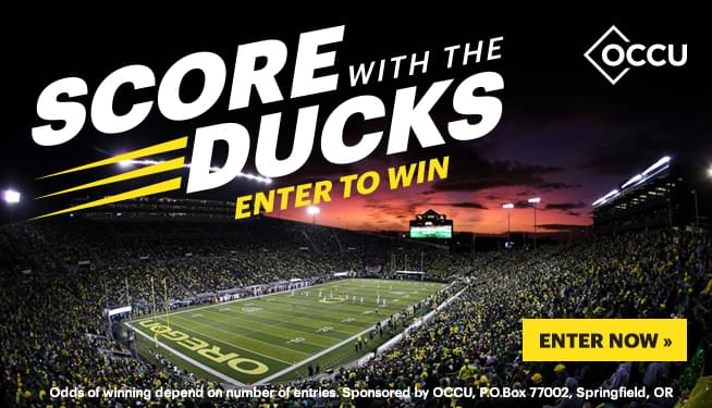 Score With The Ducks!