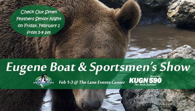 Eugene Boat & Sportsmen's Show 2019