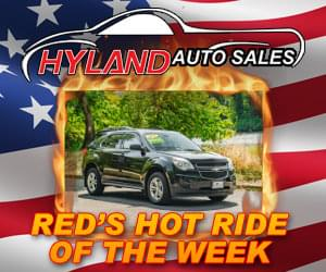 Red's Hot Ride of the Week – 9/21
