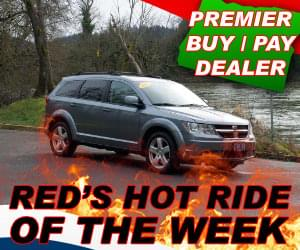 Red's Hot Ride of the Week – 3/1