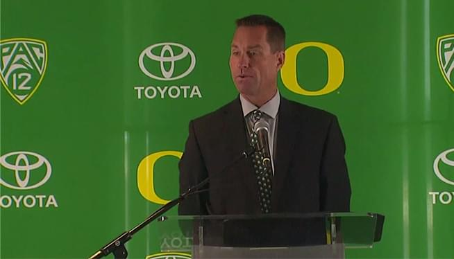 Meet Oregon's New Baseball Coach