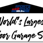 World's Largest Indoor Garage Sale 2020