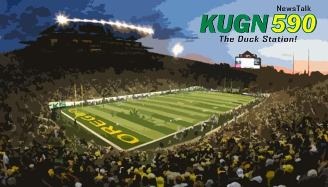 2020-21 Oregon Duck's Football Schedule