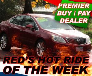 Red's Hot Ride of the Week – 11/23