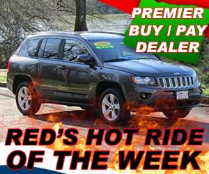 Red's Hot Ride of the Week – 1/18