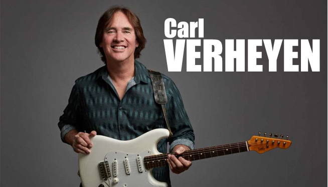 LISTEN: Carl Verheyen With Mark & John