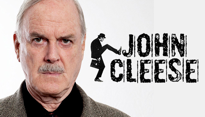 Throwback Interview – John Cleese