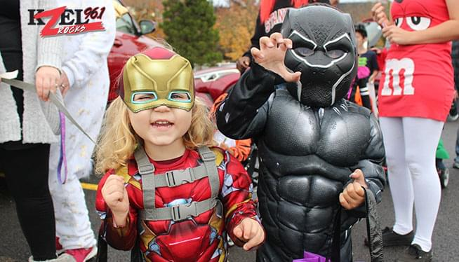 Trunk Or Treat 2018 Pictures