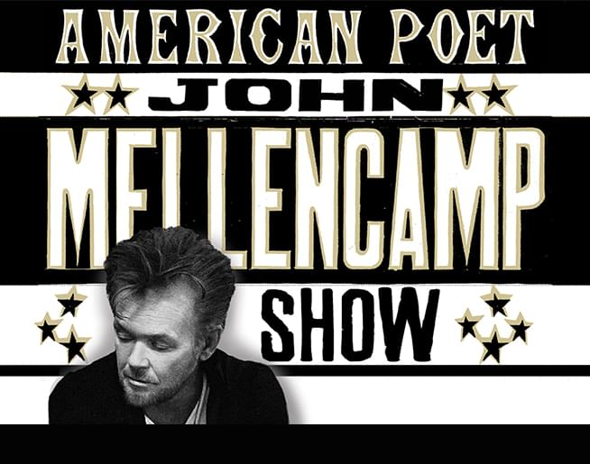 John Mellencamp in Eugene