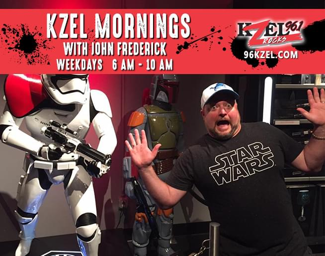 KZEL Mornings With John Frederick