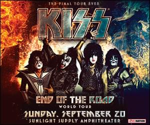 KISS – The Final Tour Ever: The End of The Road Tour 2020