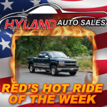 Red's Hot Ride of the Week – 7/6