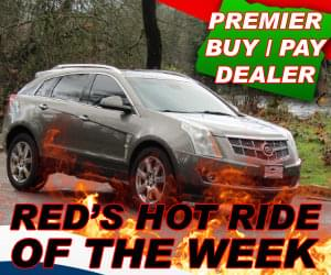 Red's Hot Ride of the Week – 11/30