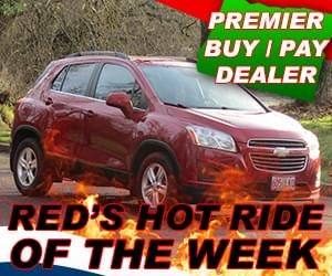Red's Hot Ride of the Week – 1/11