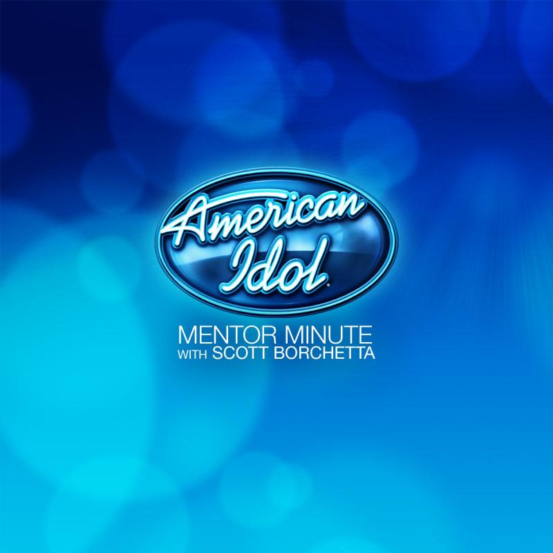 American Idol Mentor Minute