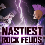 The 25 Nastiest Rock Feuds