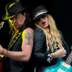 WATCH: Richie Sambora Releasing Album With His Girlfriend Orianthi