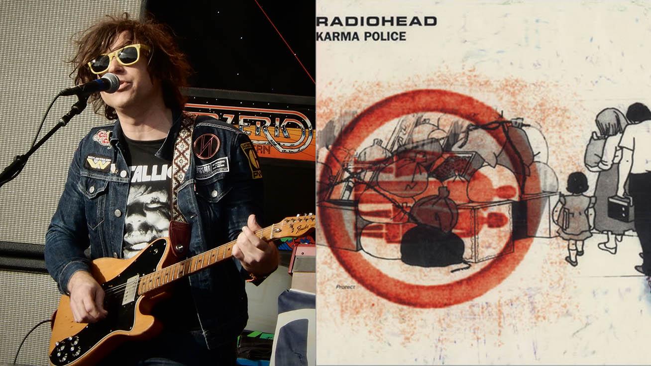 Ryan Adams Covers Radiohead's Karma Police