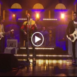 "Kings of Leon's Perform""Find Me"" on The Late Night Show"