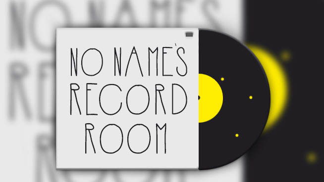 The James Brothers Band: No Name's Record Room