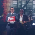 Pixies Play The Late Show