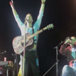 Chris Martin invites crowd surfing Dublin fan in wheelchair onstage