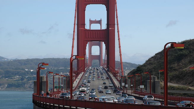 San Francisco and Oakland top list of worst cities to drive in