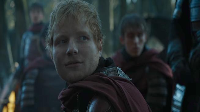 Fans react to surprising Ed Sheeran Game of Thrones cameo