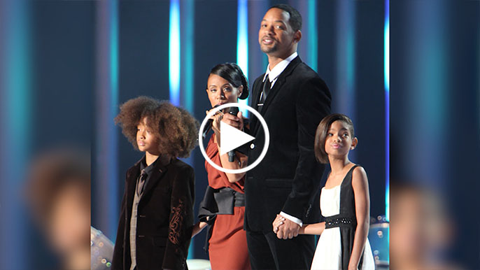 Celebrity Type Stuff: Jada Pinkett Smith opens up about her family