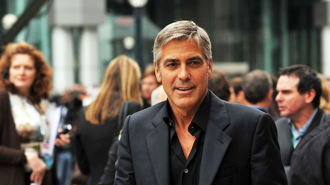 George Clooney opens seven schools for Syrian refugees