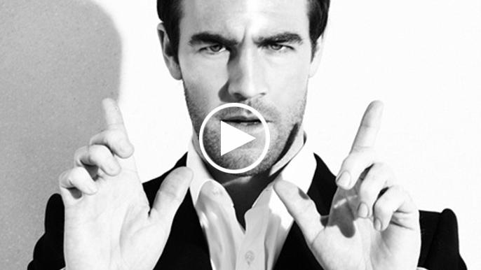 Celebrity Type Stuff: James Van Der Beek surprised Katie Holmes married Tom Cruise