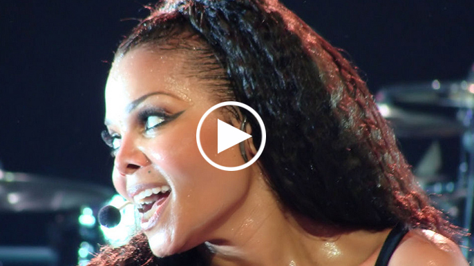Celebrity Type Stuff: Janet Jackson announces comeback world tour