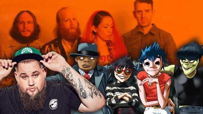 Inside Outside Lands: Friday's best shows