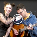 Lorde & Jack Antonoff cover Paul Simon at Outside Lands