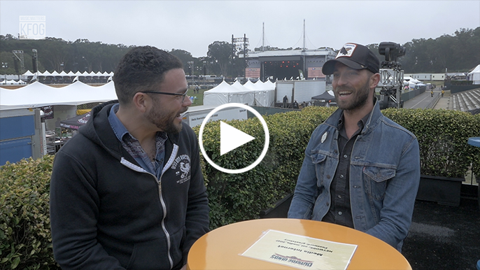 Inside Outside Lands: Republic Records wasn't sure Mondo Cozmo could play his own songs