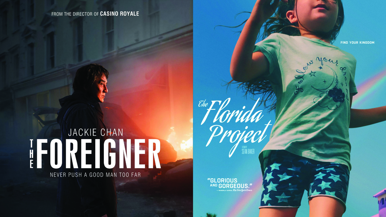 """""""The Foreigner,"""" """"The Florida Project,"""" and what it means to be """"the unfamiliar"""""""
