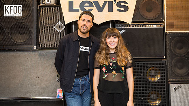 KFOG Private Concert: Oh Wonder – Interview