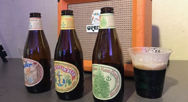 Beer for Breakfast with Anchor Brewing