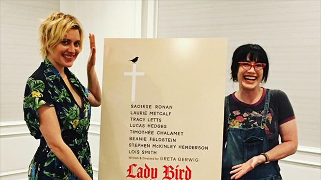 Writer-director Greta Gerwig talks growing up in Sacramento, Saoirse Ronan, and the making of Lady Bird