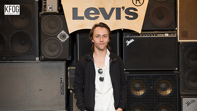 KFOG Private Concert: Sondre Lerche – Interview