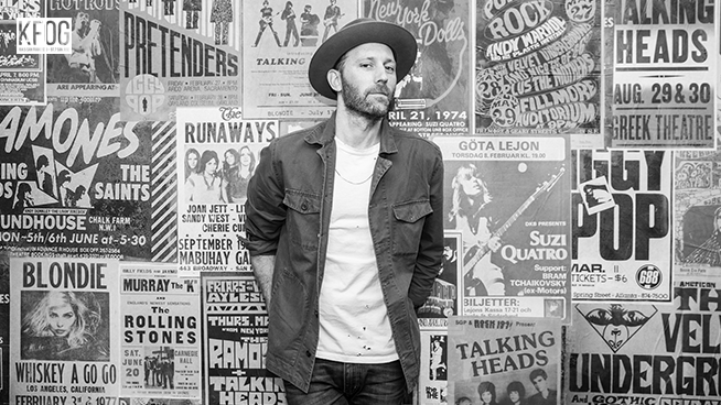 KFOG Private Concert: Mat Kearney – Gallery